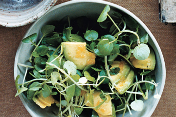 Avocado and Watercress Salad shadler 36544.l Avocado and Watercress Salad Recipes