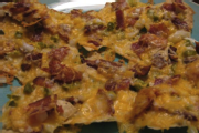 Bacon   Onion Nachos Recipezaar.m Bacon & Onion Nachos Recipes