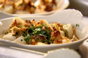 Bay Scallop Gratin Food Network.m Bay Scallop Gratin Recipes