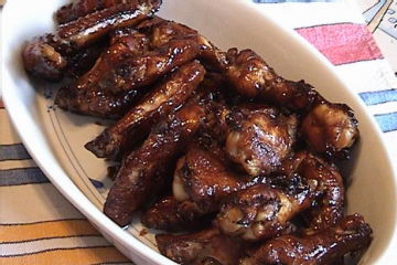 Betty White s Chicken Wings Recipezaar 1.l Betty Whites Chicken Wings Recipes