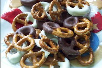 Chocolate Covered Pretzels Recipezaar 2.l Chocolate Covered Pretzels Recipes