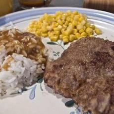 Cube Steak and Gravy (Crock Pot)