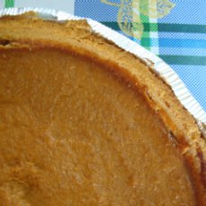 Pumpkin  on Dairy Free Low Fat Pumpkin Pie