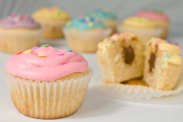 Easter Surprise Cupcakes Recipezaar.l Easter Surprise Cupcakes Recipes