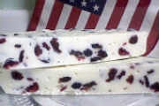 Fourth Of July Red White And Blue Fudge  Recipezaar.m Fourth of July Red White and Blue Fudge Recipes