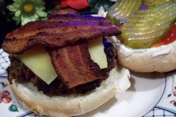 Gouda to Know Ya Bacon Burgers Recipe