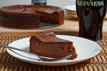 Guinness Chocolate Cheesecake shooter.l Guinness Chocolate Cheesecake  Recipes