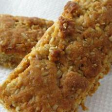 Honey Oatmeal Chewy Bars