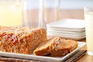 Incredibly Cheesy Turkey Meatloaf Allrecipes 1.l Incredibly Cheesy ...