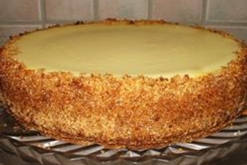 Italian Cream Cheese And Ricotta Cheesecake Allrecipes.l Italian Cream ...