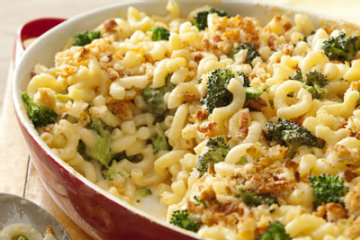 Mac And Cheese With Chicken And Broccoli Recipes — Dishmaps
