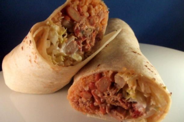 Macho Burritos Recipe