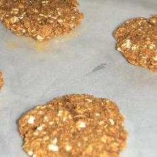 Oatmeal Coffee Cookies