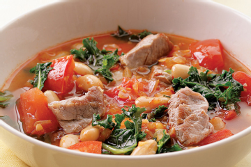 Pork  White Bean And Kale Soup Food Network.l Sausage, Kale, and White Bean Soup Recipes