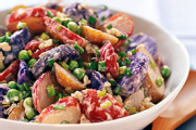 Red  White  And Blue Potato Salad Epicurious 1.m Red, White, and Blue Potato Salad Recipes