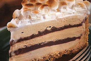 Pin Peruvian Black And White Cake Sundae Cake on Pinterest