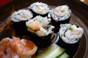 Shrimp Maki   Sushi   Recipezaar.m Shrimp Maki Recipes