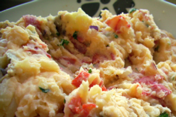 roasted potato salad recipe on food52 com spanish roasted potato salad ...