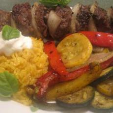 Steak Kabob Marinade