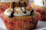 Sunshine S more Cupcakes Allrecipes.m Sunshine Smore Cupcakes Recipes