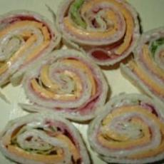 Tortilla Pinwheel Appetizer