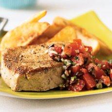 Tuna Fillet Recipes