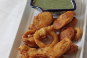 Vegetable Pakoras Recipezaar 1.l Vegetable Pakora Recipes