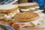 Waffled Ham And Cheese Sandwiches Epicurious 2 Recipe