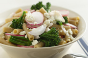 Whole wheat Pasta With Broccolini And Feta Food Network 1.m Whole Wheat Pasta with Broccolini and Feta Recipes