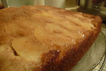 Muscadine Dump Cake